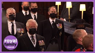How Prince Philip's Funeral Was Very Different To Others From Royal History