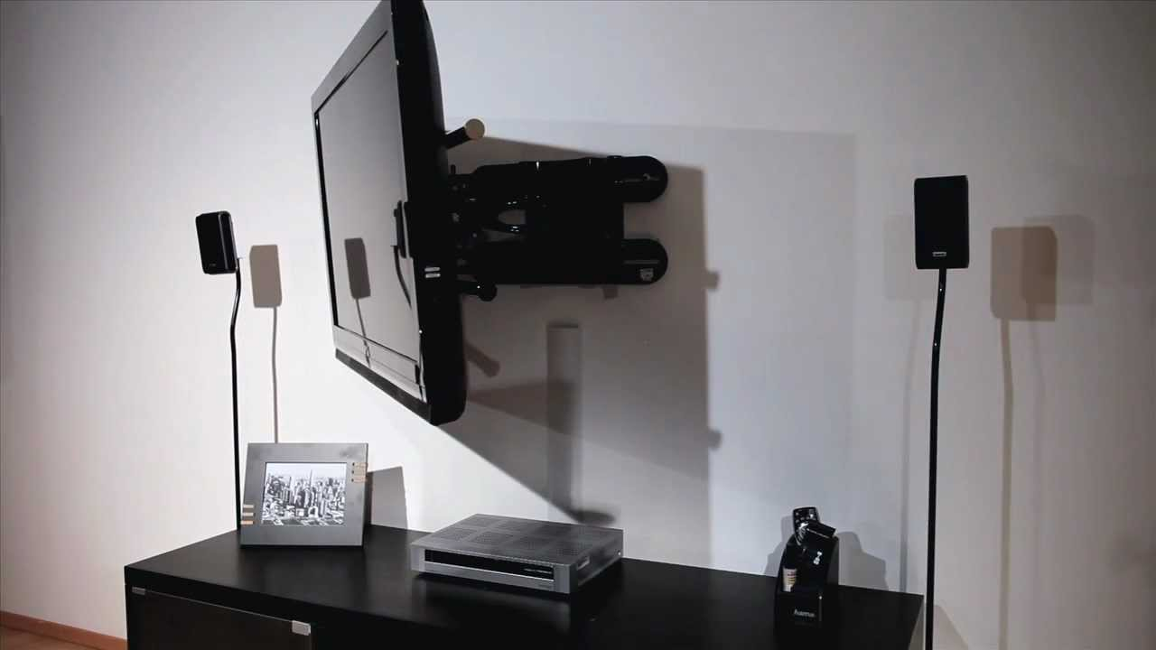 hama wandhalterungen youtube. Black Bedroom Furniture Sets. Home Design Ideas