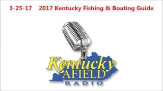 3-25-17      2017 Kentucky Fishing & Boating Guide