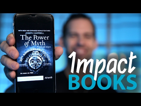 Impact Books: Power of Myth by Joseph Campbell