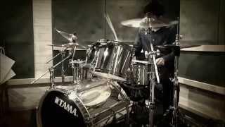 Wait/Monkey majik From BEST2000-2005 Drum cover.