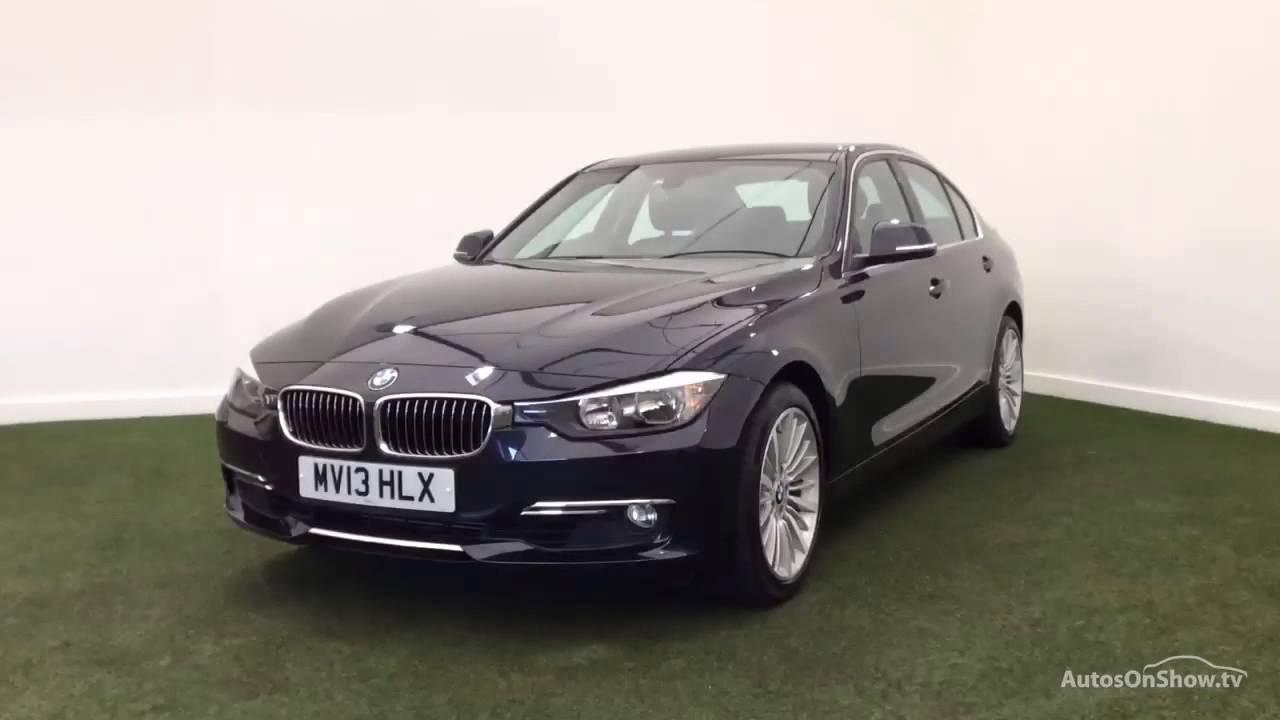 BMW SERIES I LUXURY BLUE YouTube - Bmw 320i 2013 price