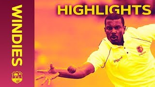 Gabriel Takes 6-57 But SL Lead Match - Windies v Sri Lanka 2nd Test Day 4 2018 | Extended Highlights