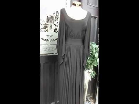 Ossie Clark Dress for Quorum  1970/71
