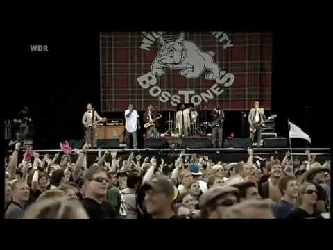 The Mighty Mighty Bosstones Konzert@Area4 Festival 2011