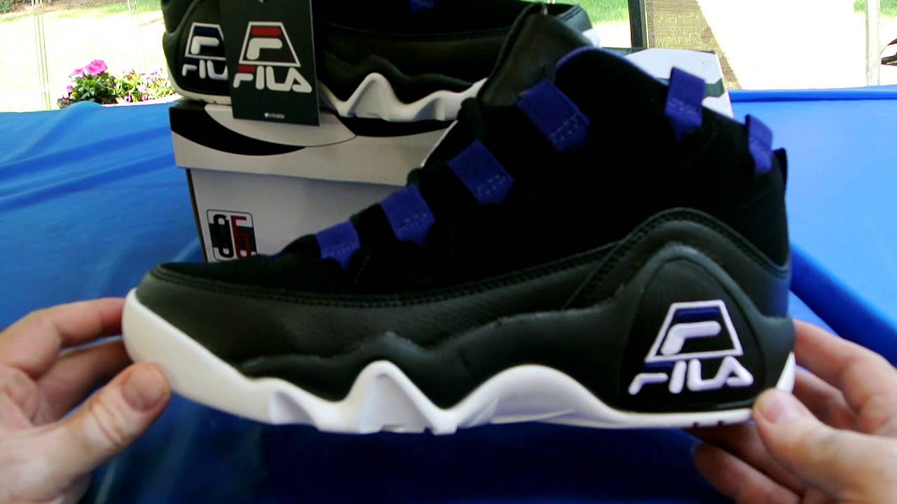 Fila 95 Kings Pack - YouTube 523a36dad