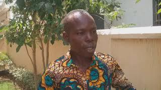 Fiodegbekou Victor, SG du SYNACTRIP Togo