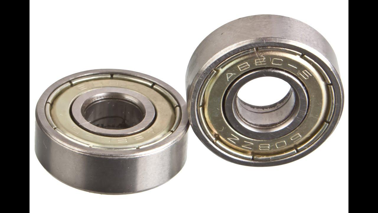 Подшипники 608ZZ ABEC 5 для поделок / bearing 608ZZ for