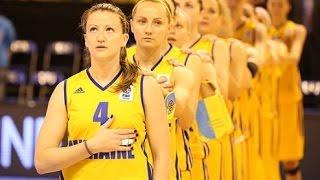 Праздничный обзор топ 5 женского кубка Украины по баскетболу 2016