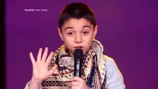 Cesar cantó como yo te amo de Manuel Alejandro – LVK Col – Show en vivo – Cap 45 – T2