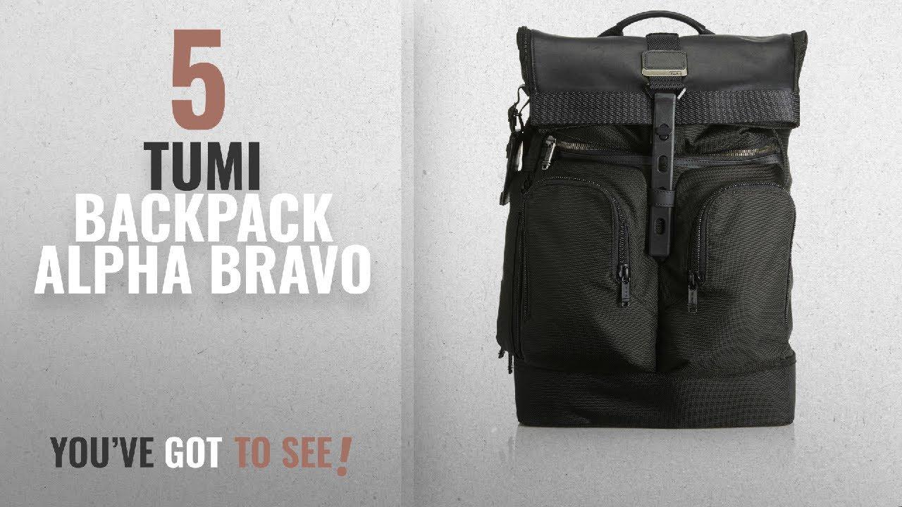 880053f64 Top 10 Tumi Backpack Alpha Bravo [2018]: Tumi Men's Alpha Bravo ...