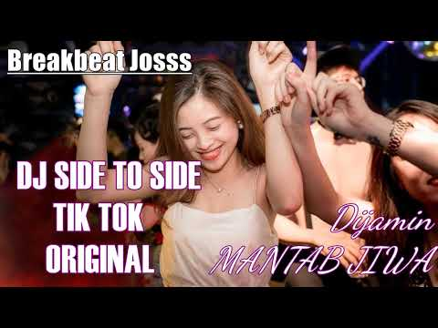 DJ SIDE TO SIDE TIK TOK ORIGINAL 2018