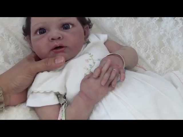 Jenna Silicone Baby Prototype 1 by Claire Taylor