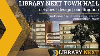 Library Next Town Hall at Georgia Tech Library