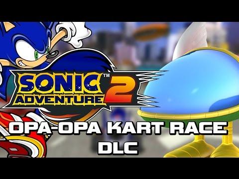 Sonic Adventure 2 - FANTASY ZONE - Opa Opa Kart Racing DLC
