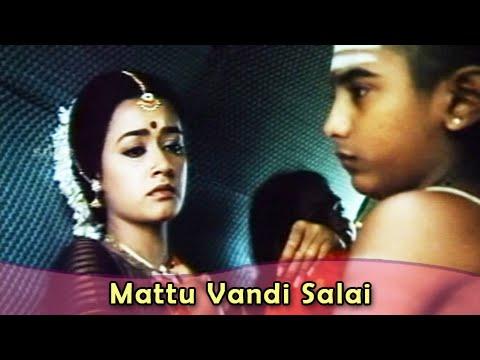 mattu-vandi-salai---satyaraj,-amala,-raja---vedham-pudhithu---tamil-classic-song