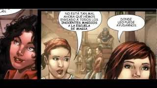 Embrujadas 9º Temporada - Enemigos mortales - 4/6 Comic volumen 1 - Capitulo 4