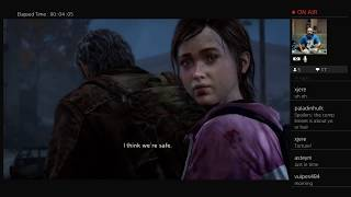 PS4 Gaming: The Last of Us, Left Behind Pt. 1