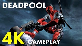 Deadpool - 4k Gameplay