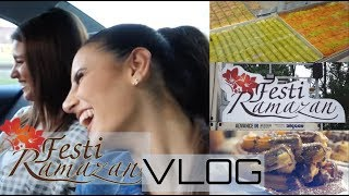 FESTI RAMAZAN 2017 - VLOG | Dilara Kaynarca