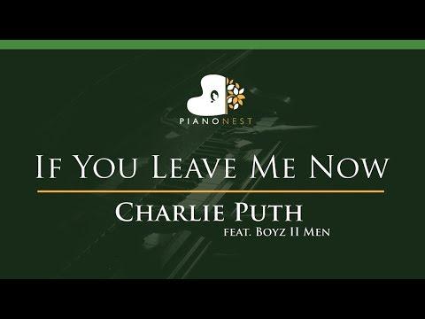Клип Key - If You Leave Me Now