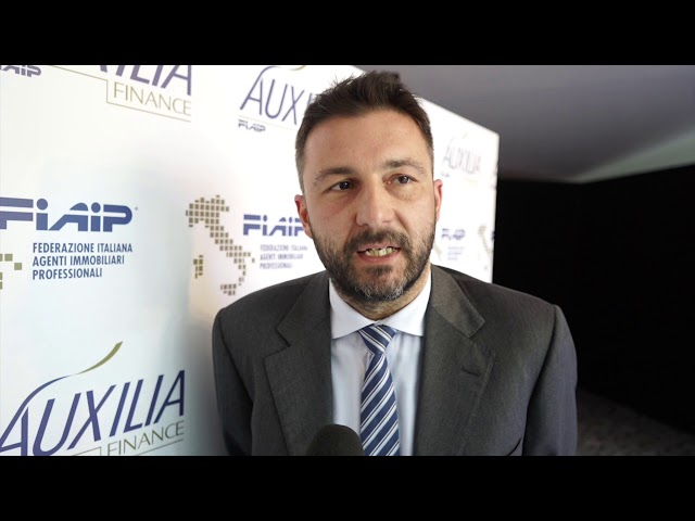 Auxilia Finance - Convention 2020 | Andrea Ciani