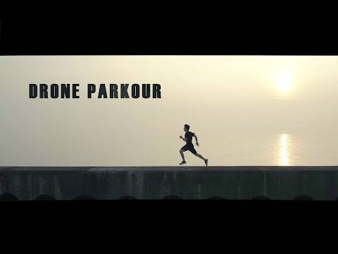 Storm Freerun - Drone Parkour in 4K