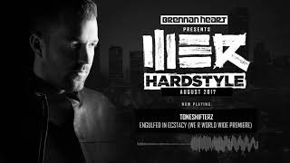 Brennan Heart presents WE R Hardstyle August 2017