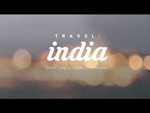 Travel Video: A Letter from Agra (Solo Adventure in India)