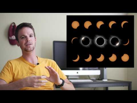 Photographing the 2017 Total Solar Eclipse