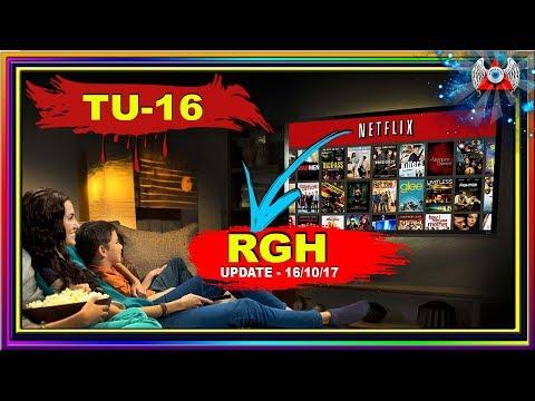 Saiu TU 16 para  Netflix do Xbox 360 RGH  Update 161017• n&x00ba1051;