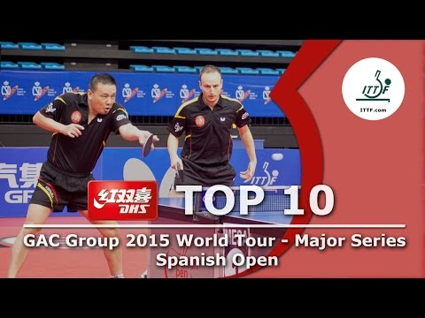 DHS Top 10 - Spanish Open 2015