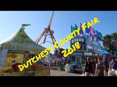 Dutchess County NY Fair 2018 Rhinebeck
