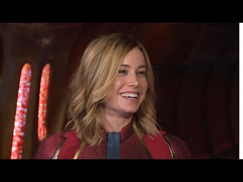 Captain Marvel: Brie Larson on What Made Her Emotional