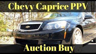 Cheverolet Caprice Police Car 2011 Videos