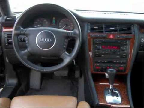 2003 Audi S8 Used Cars Florence MS - YouTube