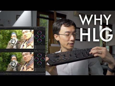 Forget LOG and use HLG! How to HLG in FCPX (featuring Loupedeck+): Lok Top Tips