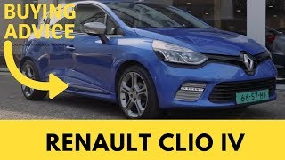 Renault Clio IV buying advice