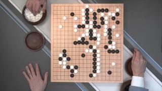 Match 1 15 min Summary - Google DeepMind Challenge Match