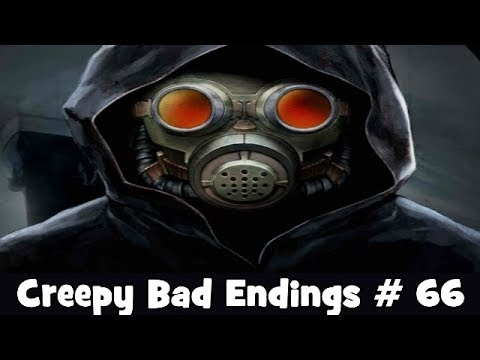 Creepy Bad Endings # 66