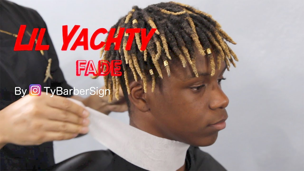 Lil Yachty Fade Hair Cut How To Fade Hd Youtube