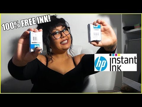 I Get 100% FREE Ink To Print With And You Can Too!
