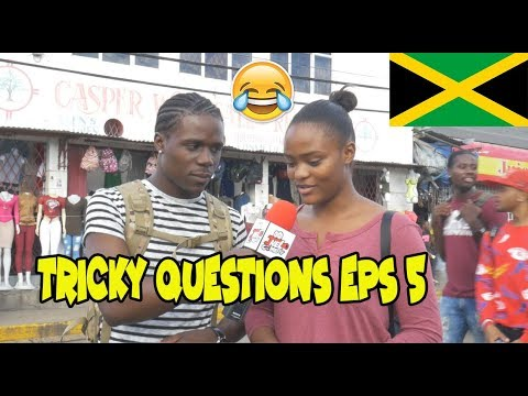 Trick Questions Episode 5 [May Pen Clarendon] @DiQuestions @JnelComedy