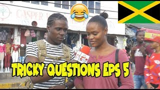 Trick Questions Episode 5 [May Pen Clarendon] @DiQuestions @JnelComedy