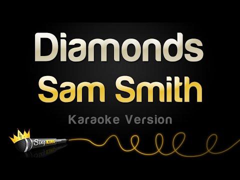 Sam Smith - Diamonds (Karaoke Version)