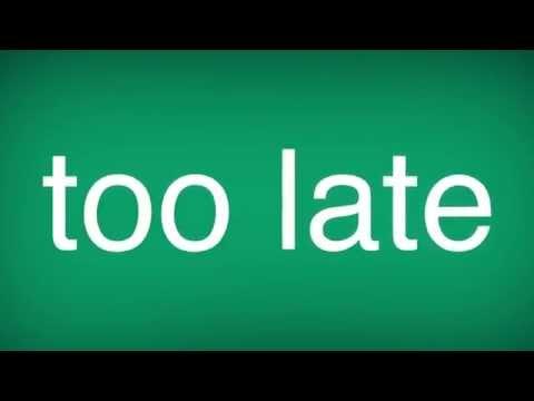 Interlude 1 (Ripe & Ruin) - Alt-J; Kinetic word video