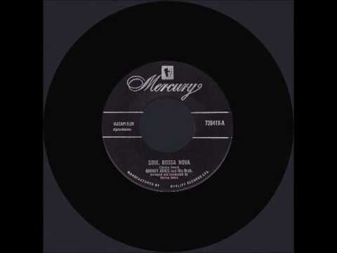 Quincy Jones & His Orchestra - Soul Bossa Nova - 1962