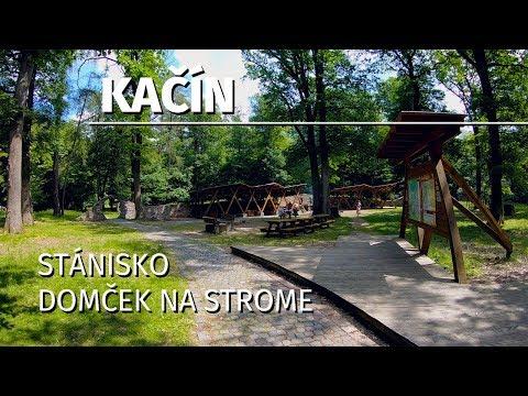 Malé Karpaty - Kačín | Domček Na Strome | Písaný Kameň | Stánisko | Biely Kríž