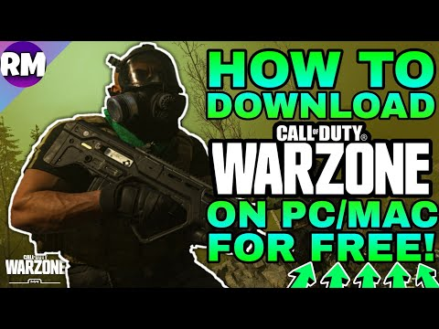 How To Download Call Of Duty: Warzone On PC/MAC For Free 2020 [BEST Tutorial!]