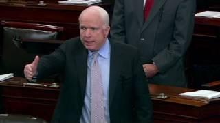 Shocker! A real Senate debate